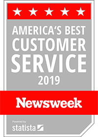 Elements Massage Newsweek America's Best Customer Service 2019