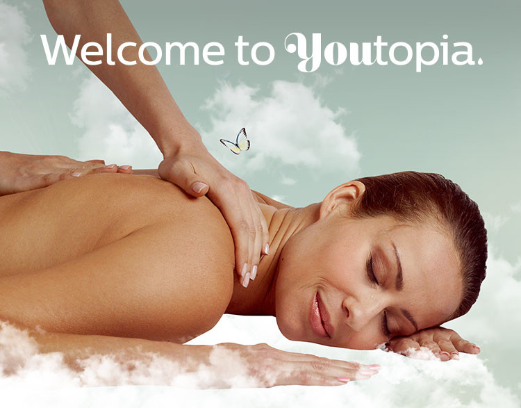 YouTopia Corporate Homepage