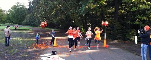 Banner Image for Walk-Run-Fly! The Orange Chicken Run (Cluck, Cluck)