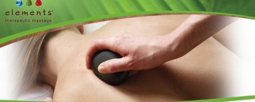 Banner Image for Elements is Heating Up with Hot Stone Massage