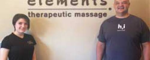 One Client's Story:  Massage for Stress