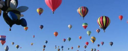 Banner Image for Albuquerque International Balloon Fiesta