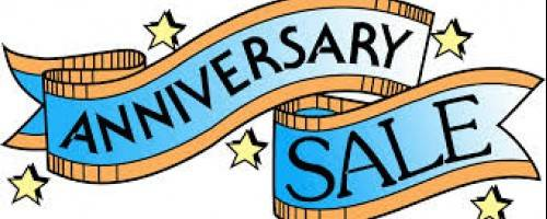 Banner Image for Anniversary Sale