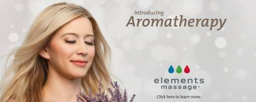 Banner Image for Incorporating Aromatherapy with Massage: A New Offering at Elements