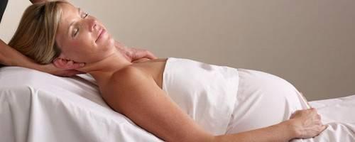 Banner Image for Prenatal Massage Benefits Mom & Baby