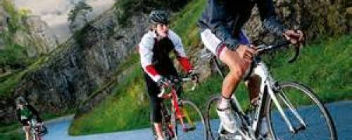 Banner Image for Summer Activity - Massage and Cycling
