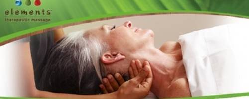 trigger point massage at Elements Massage Paradise Valley