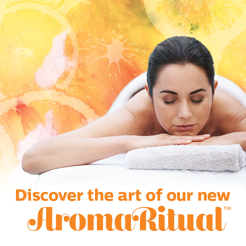 Banner Image for Elements Massage Announces New AromaRitual Service