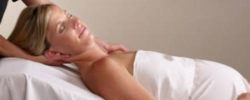 Banner Image for Massage and Pregnancy