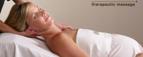 "Banner Image for Prenatal Massage – ""Me Time"" for expectant moms"