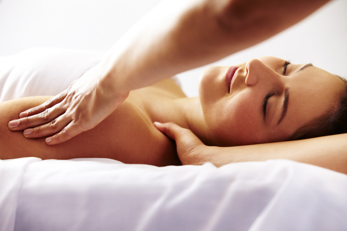 Banner Image for Women's Health: Why Massage Matters