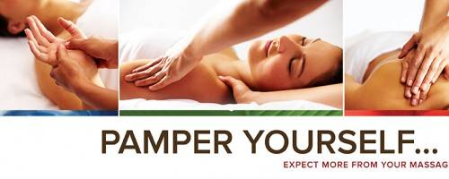 Pamper yourself image