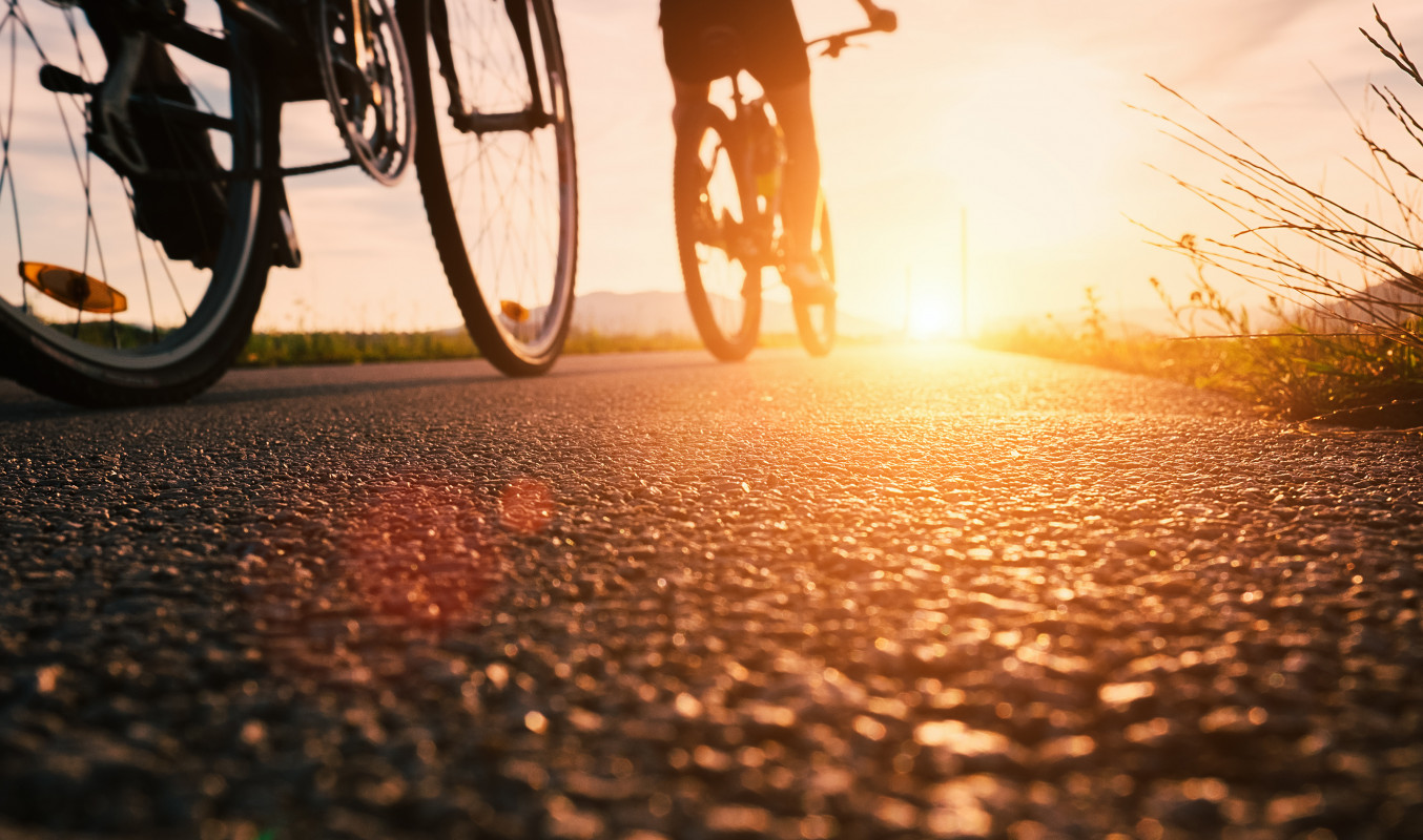 Banner Image for Avid Cyclist? Add Massage to Your Routine