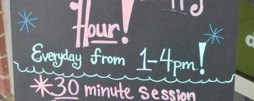 Banner Image for Massage Happy Hour