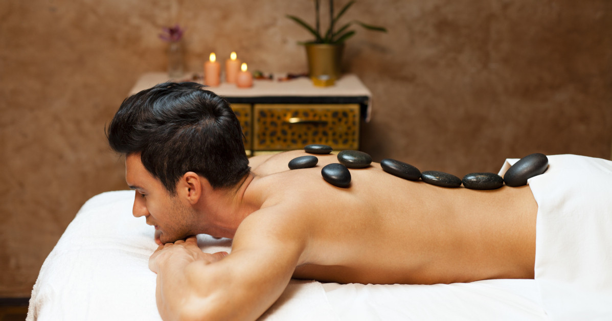 Banner Image for What is Hot Stone Massage & Why Beneficial?