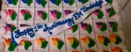 Banner Image for Happy 1st Anniversary, ETM Woodridge!