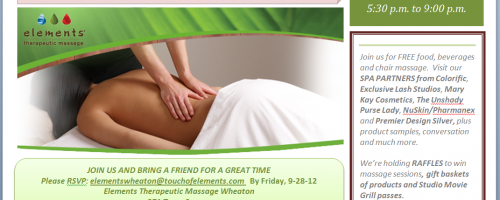 Banner Image for ONLY 10 MORE DAYS until our FREE Spa Night