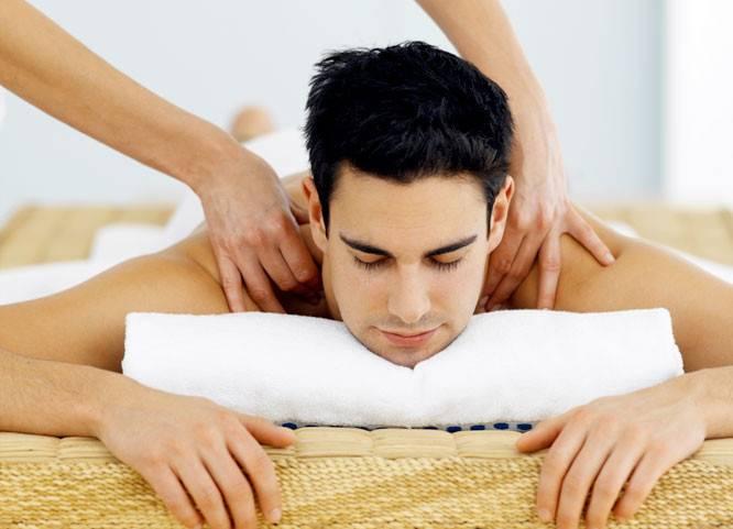 Why Don't More Men Get Massages?