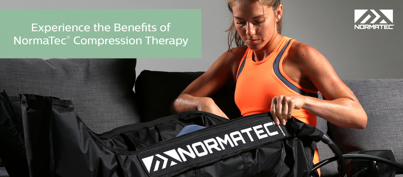 Experience the Benefits of NormaTec