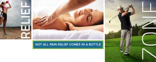 Banner Image for Not All Pain Relief Comes In A Bottle