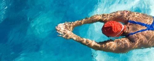 Massage and Swimming