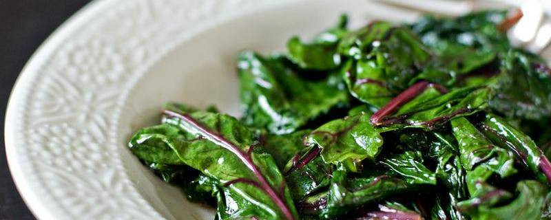 Banner Image for Seasonal Recipe: Sautéed Beet Greens