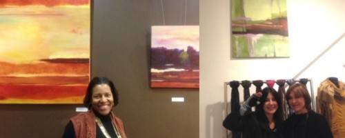 Why Montclair is the Hottest Town in NJ! Art Walk