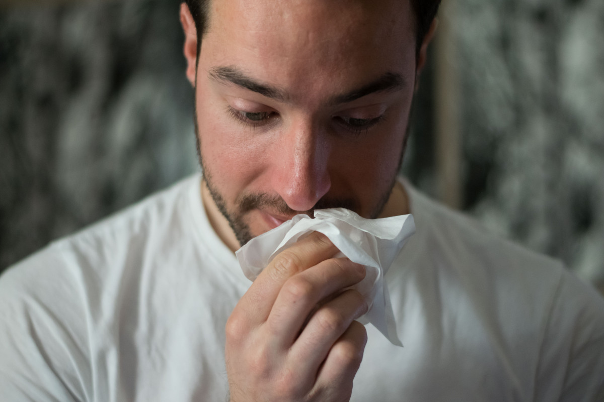 Should I come in for a massage when I'm sick?