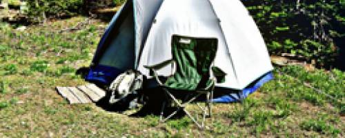 Summer Activity Series: Massage & Camping