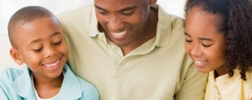 Banner Image for Dads shoulder it all