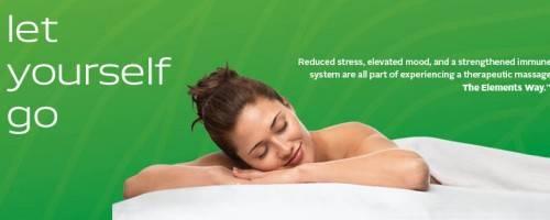 Banner Image for October is Elements Massage Month