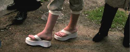 Banner Image for Flip-Flops: The Most Dangerous Shoes You Can Wear?