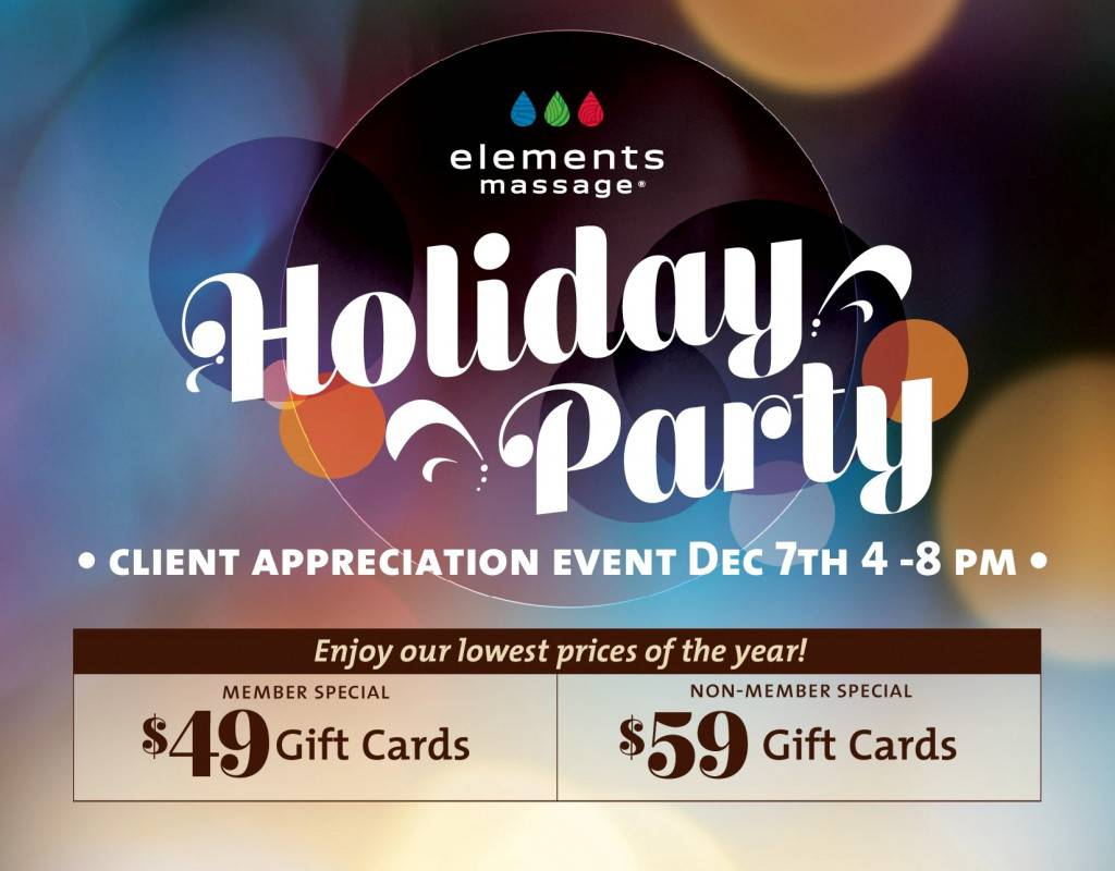 Banner Image for Holiday Party & Client Appreciation Event  Dec. 7th from 4 - 8 pm
