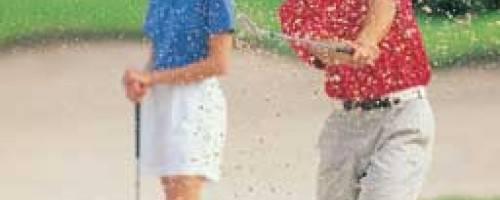 Summer Activity Series: Massage and Golf