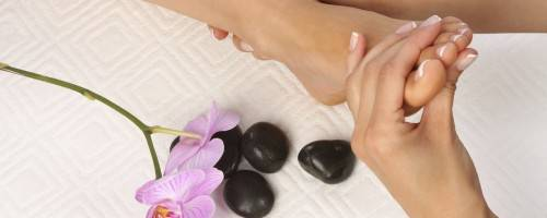 Banner Image for The Basics of Foot Massage