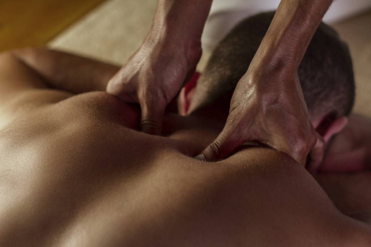 Banner Image for Lowering Stress and Raising Immunity with Massage
