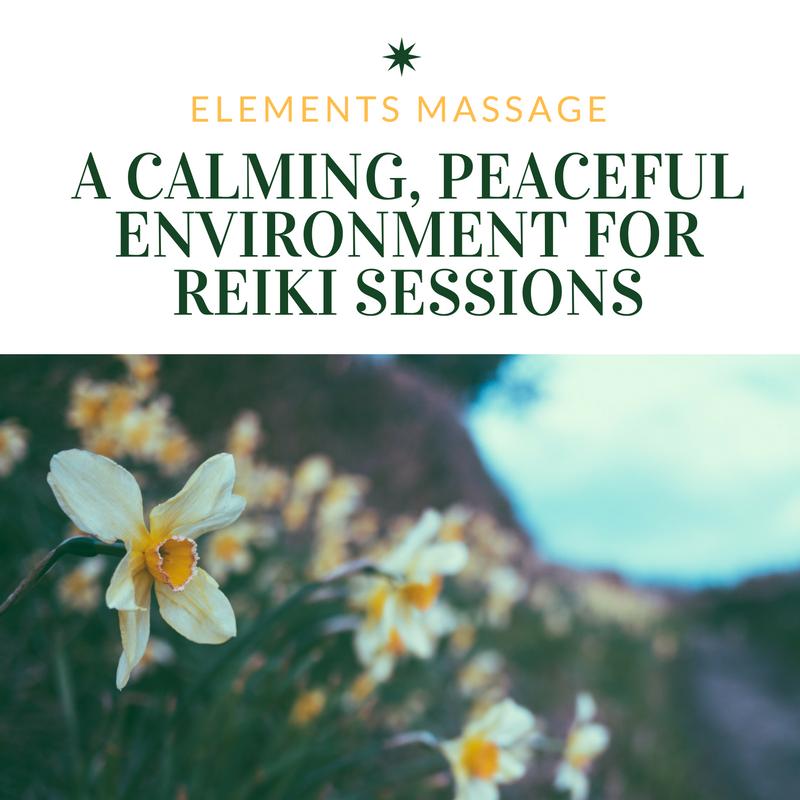 Elements Calming Environment