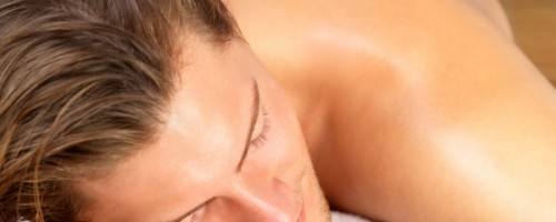 Massage and Men: Benefits of Relaxation for Working, Active Males