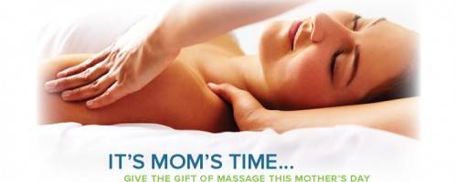 Banner Image for Treat Mom to a Mother's Day Massage