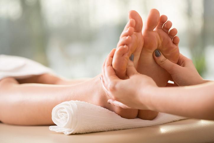 massage for diabetics
