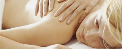Banner Image for Postpartum Massage Key to New Mom's Health and Wellness