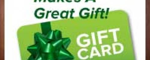 Banner Image for Gift Card Specials