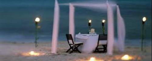 Banner Image for Five Ways to have a Healthy, Romantic Dinner.. Whether You're Cooking in or Eating Out.