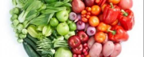 photo of fruits & veggies