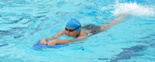 Banner Image for Summer Activity Series: Massage & Swimming