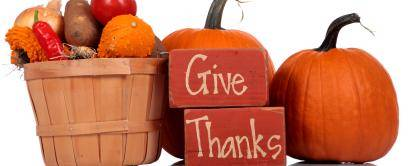 Banner Image for Giving Thanks: Appreciate More, Worry Less