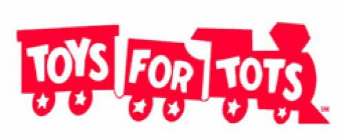 Banner Image for Final week for Toys for Tots Donation!