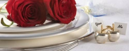 Banner Image for True Romance: Five Ways to Have a Healthy Romantic Dinner, Whether You're Cooking In or Eating Out