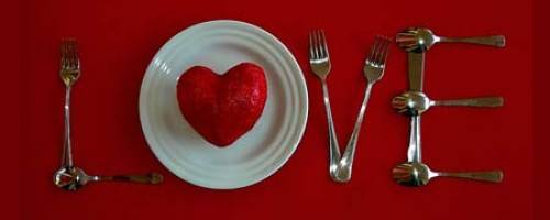 Banner Image for True Romance: 5 Ways to Have a Healthy & Romantic Valentine's Dinner