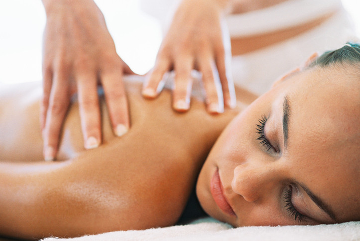 what to do before a massage